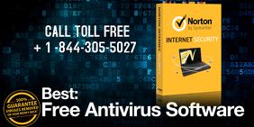 antivirus Twitter-opslag template