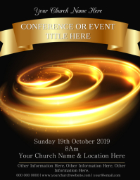 Any Church Event Template