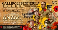 Anzac Day Event 2021 Template