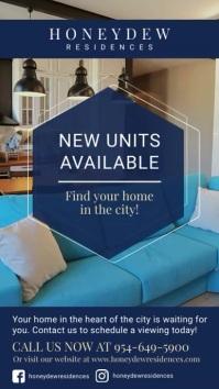 Apartment Advert Real Estate Signage