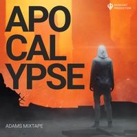 Apocalypse Cd Cover Design Template