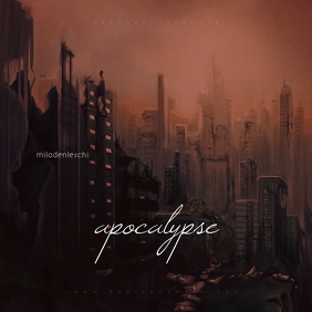 Apocalypse Painting CD Cover Template