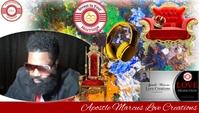 Apostle Marcus LC Website Kartu Bisnis template