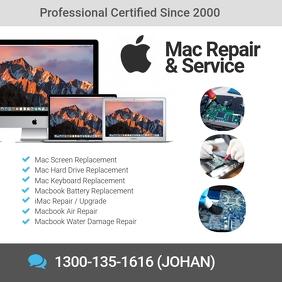 Apple Mac Laptop Repair Specialist