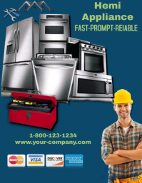 Appliance Repair Template