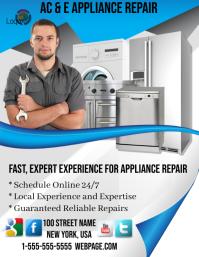 Appliance Repair Template
