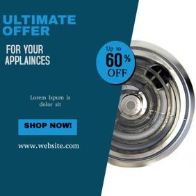 Appliance Sale