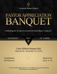Appreciation Banquet Flyer Template