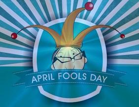 April Fools Day Flyer