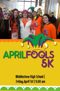 April Fools Run