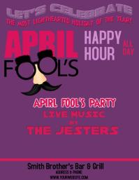 April Fools Template
