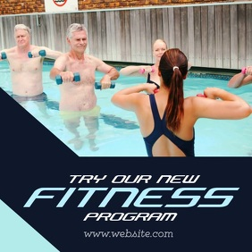 Aqua Fitness Instagram