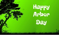 Arbor day Ithegi template