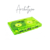 Archetype cassette photo album art cover