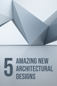 architecture pinterest graphic Pinterest-grafik template