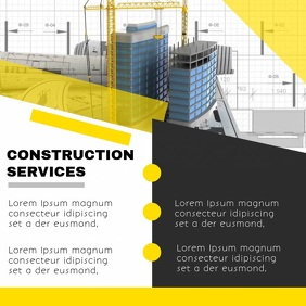 ARCHITECTURE SERVICES FLYER