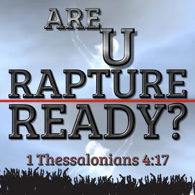 Are U Rapture Ready