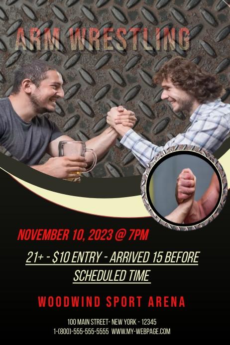 Arm Wrestling Tournament