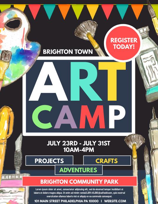Art camp