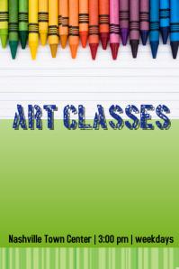 class photo template