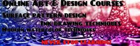 Art Courses Banner
