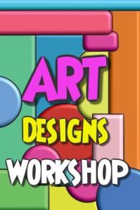 ART DESIGNS POSTER