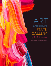 Art Gallery Poster