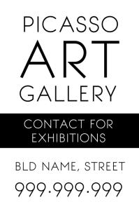 Art Gallery poster