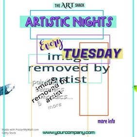 Art Night Video