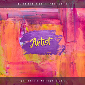 Artist Album Cover