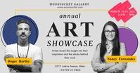 Artist Showcase Live Session Invite