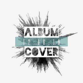 Artistic Album Cover