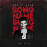 Artistic Music Album Cover Template Okładka albumu