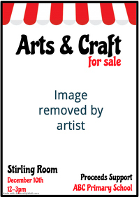 Arts and Craft Sale