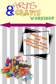 Arts & Crafts Workshop