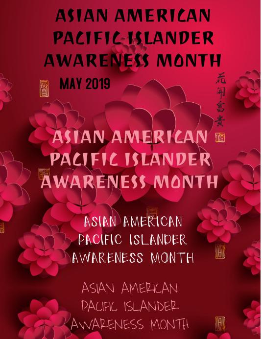 Asian American Pacific Islander Awareness Month