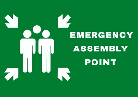 Assembly Point A2 template