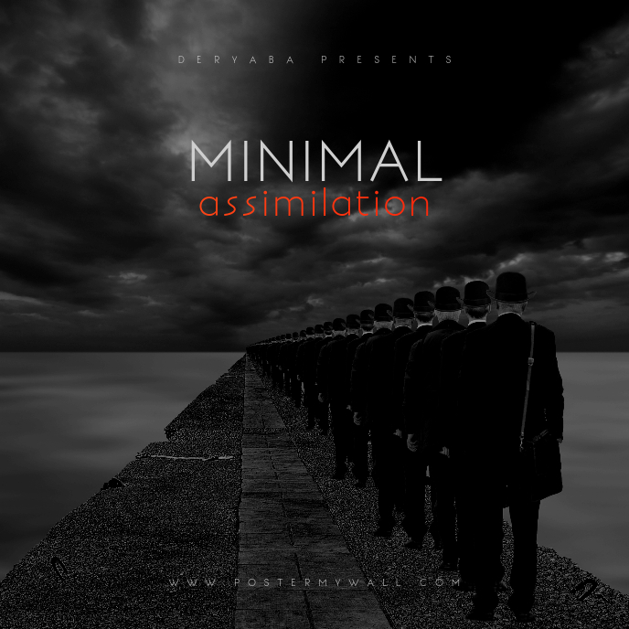 Assimilation CD Cover Art Template