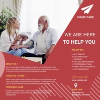 Assisted Living Instagram Image video template
