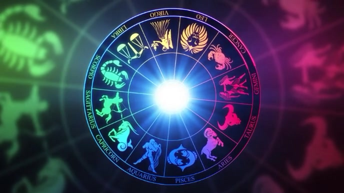 Astrology Mystic Zoom Meeting Background Template Postermywall