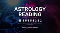 Astrology reading phone online call ad video template