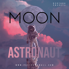 astronaut CD Cover