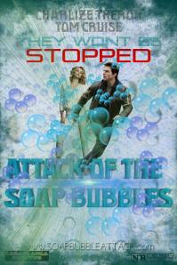 ATTACK OF SOAP BUBBLES