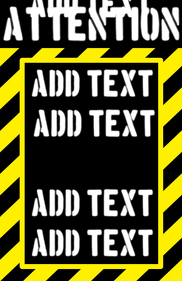 photograph about Sign Templates known as 770+ Signs and symptoms Customizable Structure Templates PosterMyWall