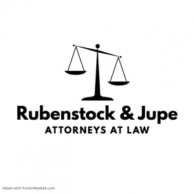 Attorney services black and white logo