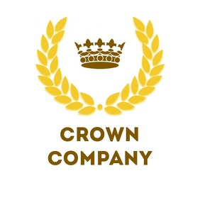 Aurel Crown golden logo