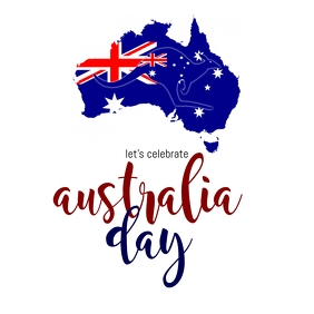Australia Day Instagram Post template