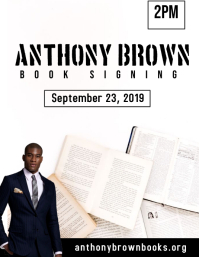 Author Book Signing