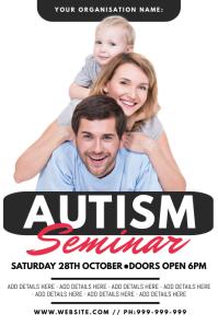 Autism Seminar Poster