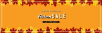 Autmn Fall Banner template